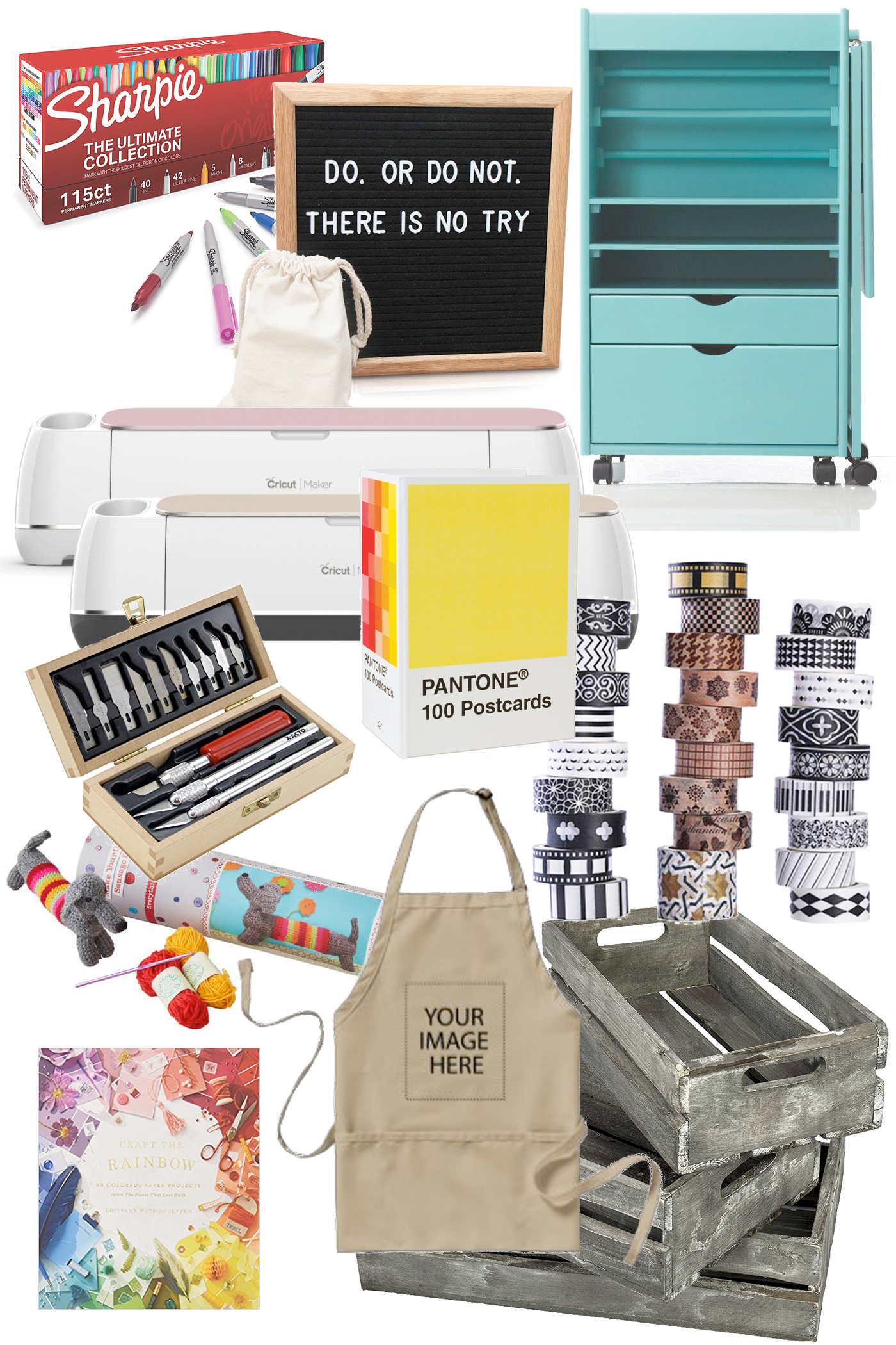 Gifts for Crafters & Creatives 2018 – FAKING IT FABULOUS